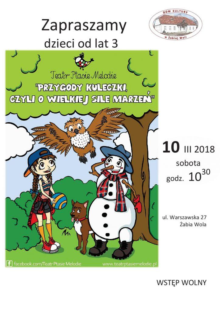ptasie melodie  -10 III 2018